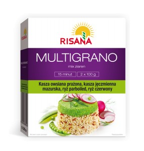 Risana multigrano mix ziaren 200g